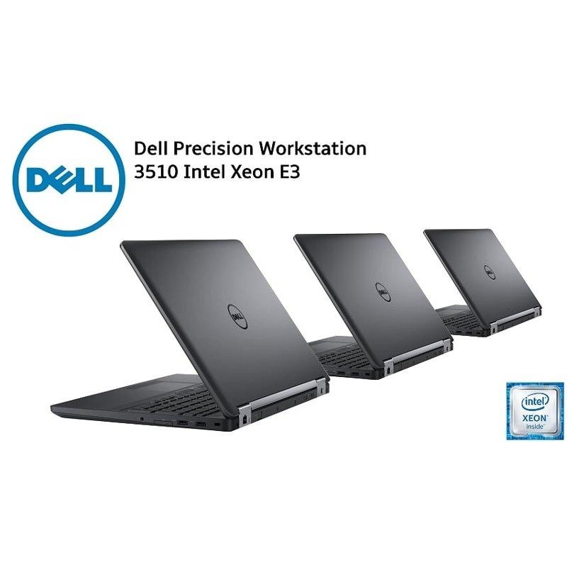 Laptop Dell Precision 3510