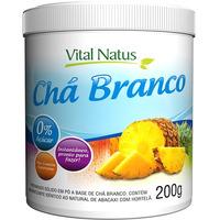 Cha Branco (Abacaxi com Hortela) 200g - Vital Natus