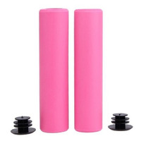 MANOPLA DE SILICONE HIGH ONE 135MM ROSA