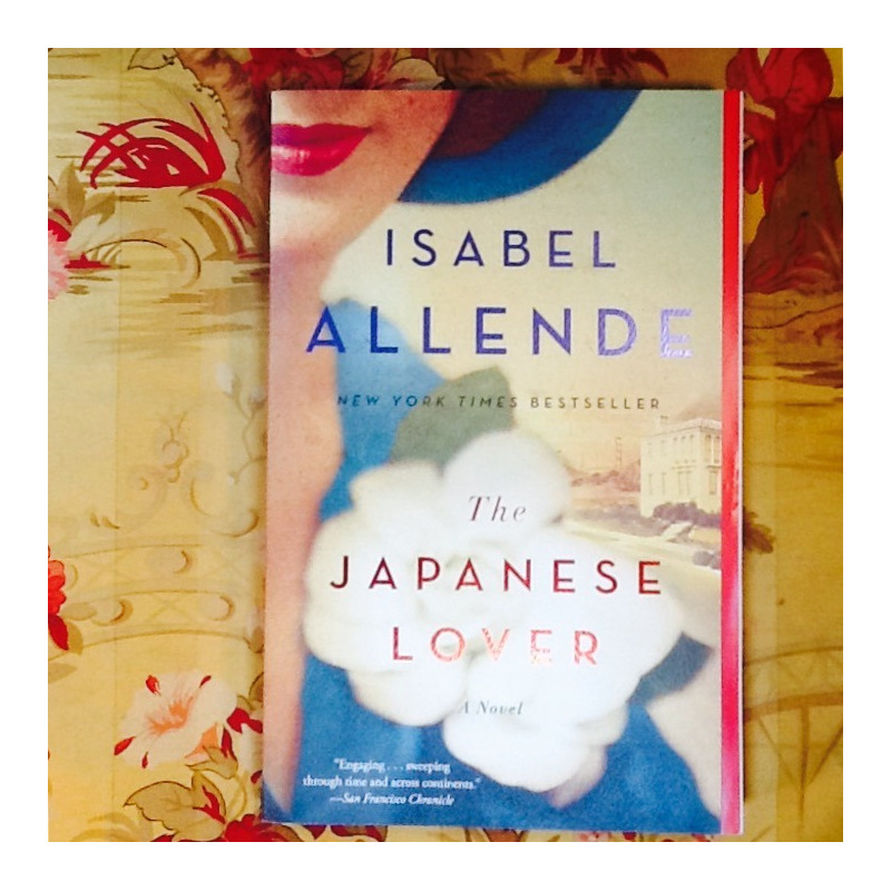 Isabel Allende.  THE JAPANESE LOVER.