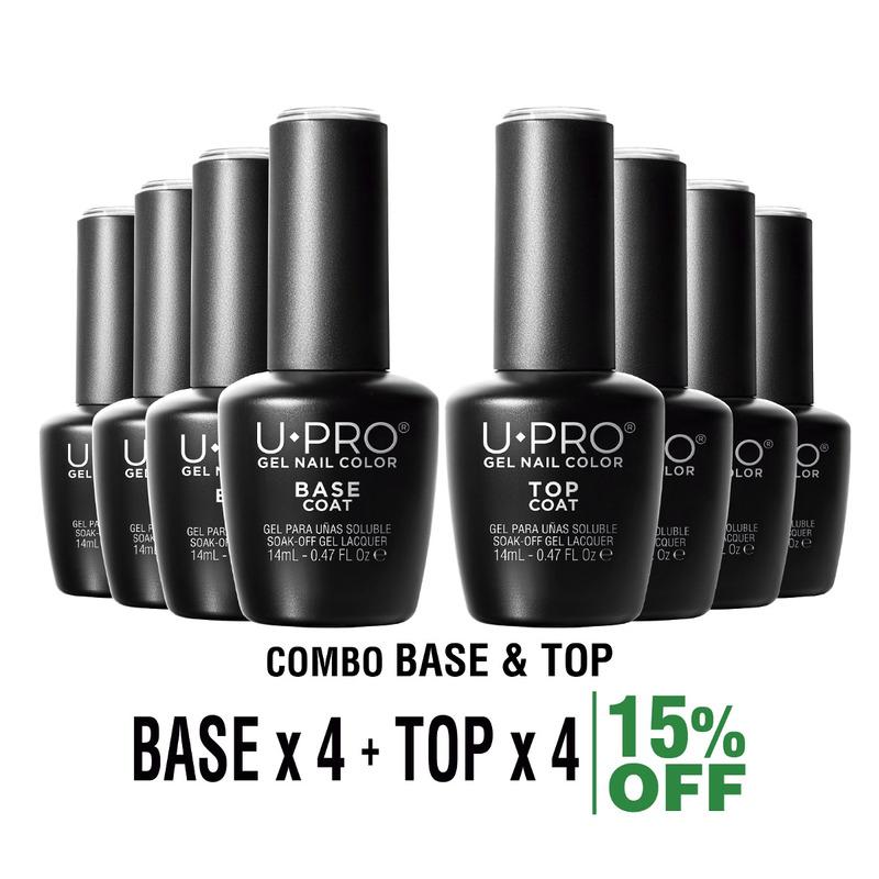 Combo U·PRO Base X4  + Top  X4