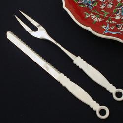 tenedor de trinchar