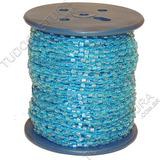 Rolo de Vidrilho Azul Turquesa 1163