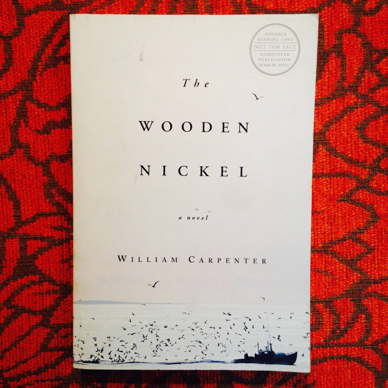 William Carpenter.  THE WOODEN NICKEL.
