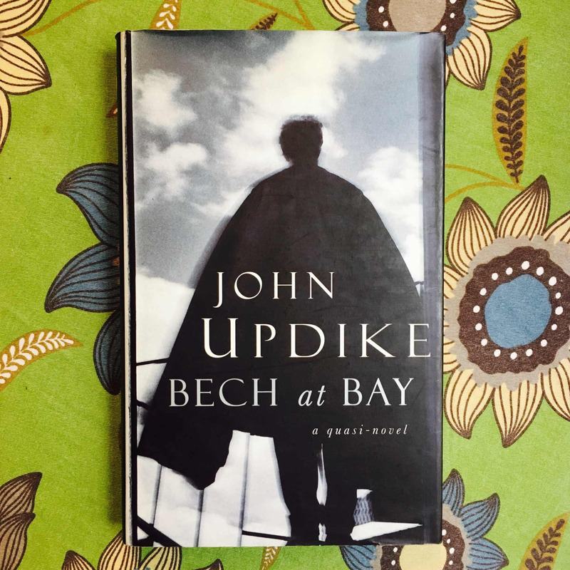 John Updike. BECH AT BAY.