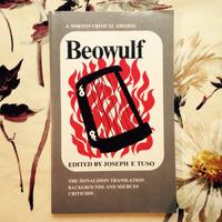 Joseph F. Tuso (editor).  BEOWULF.