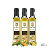 3 Aceites de Oliva Virgen Extra saborizados a elecci&oacu...