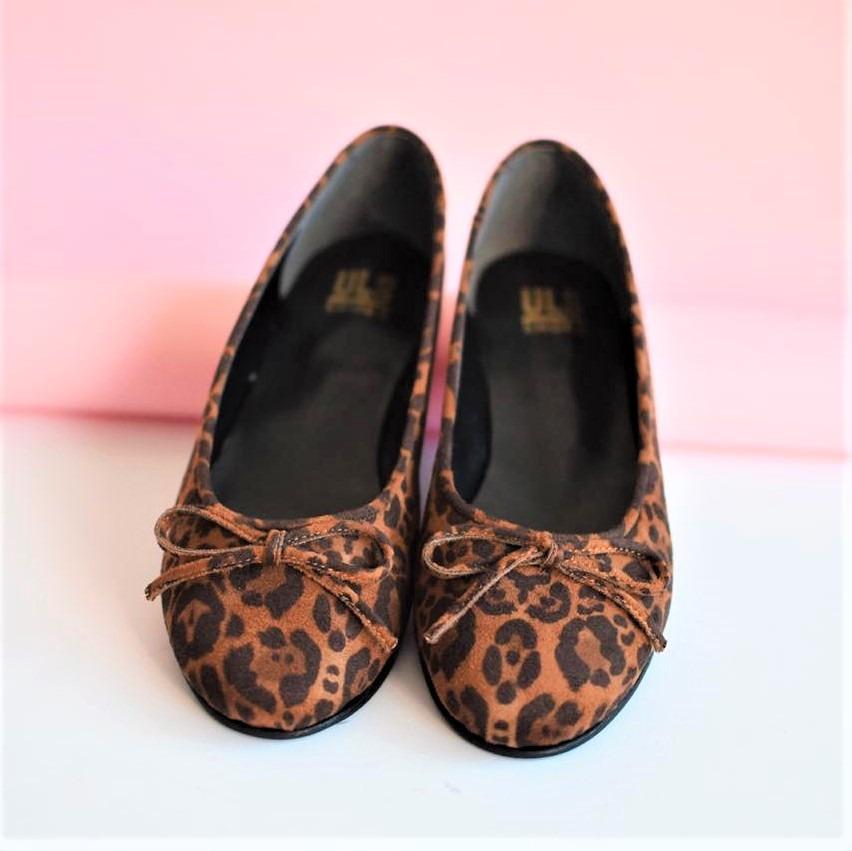 Balerina 5 Leopardo