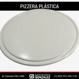 Pizzera plástica