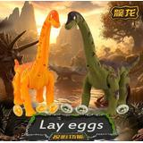 Dinosaurios con luz y sonido y plásticos