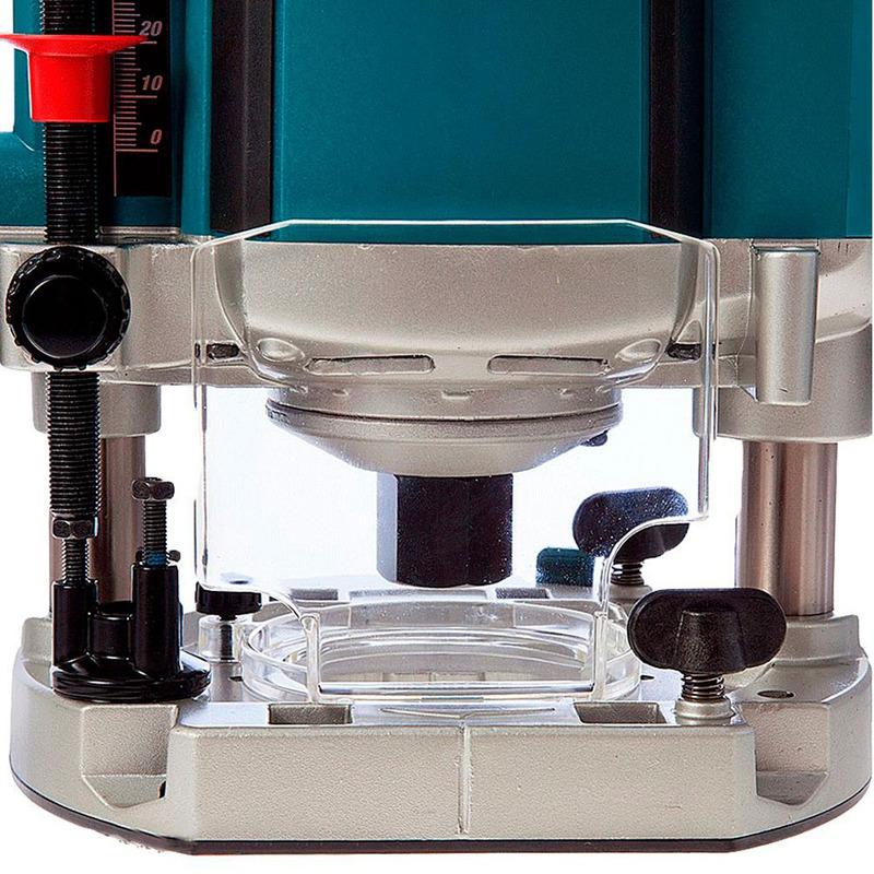 Tupia de Coluna 12 mm com Freio Eletrônico - RP2301FC - Makita