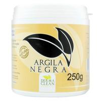 Argila Negra em po - 250g - Dermaclean