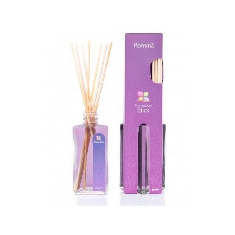 Aromatizador de Ambientes - Stick Romma - 250ml - Via Aroma