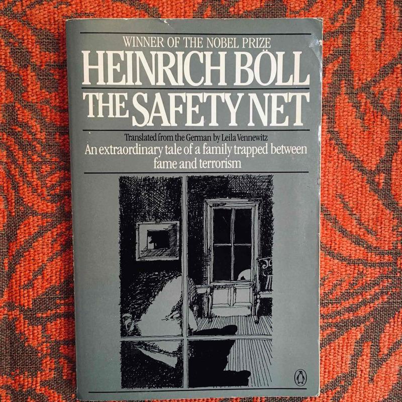 Heinrich Böll. THE SAFETY NET.