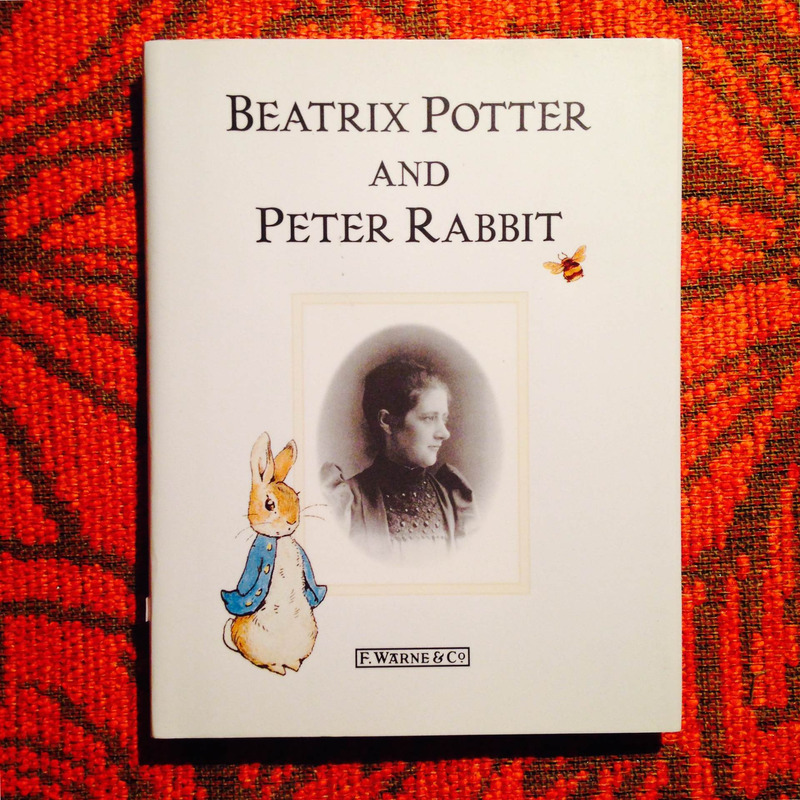 Frederick Warne.  BEATRIX POTTER AND PETER RABBIT.