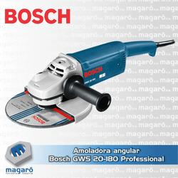 Amoladora angular Bosch GWS 20-180 Pr...