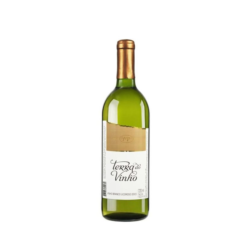 Vinho Branco Licoroso Doce Niagara 720ml - Adega Terra do Vinho