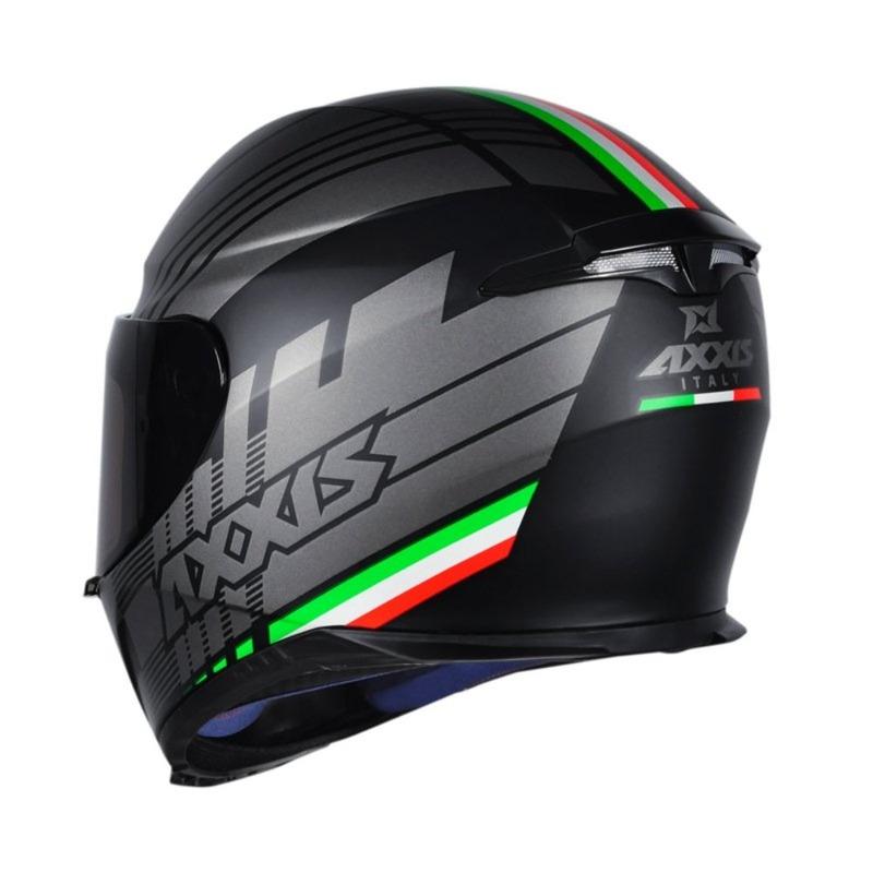 Capacete Axxis Eagle Italy Fosco