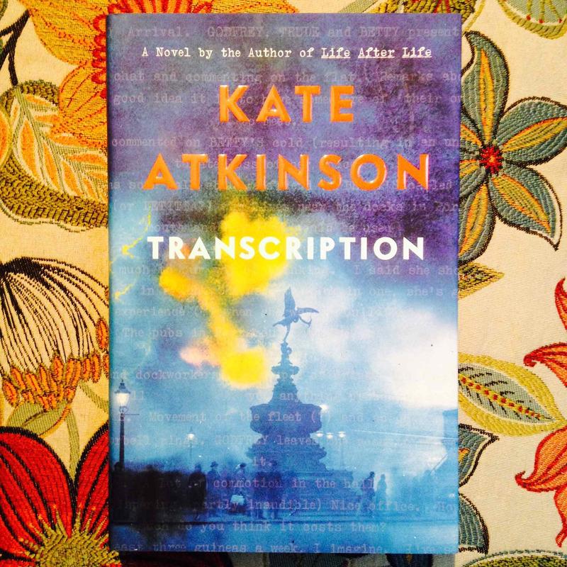 Kate Atkinson.  TRANSCRIPTION.