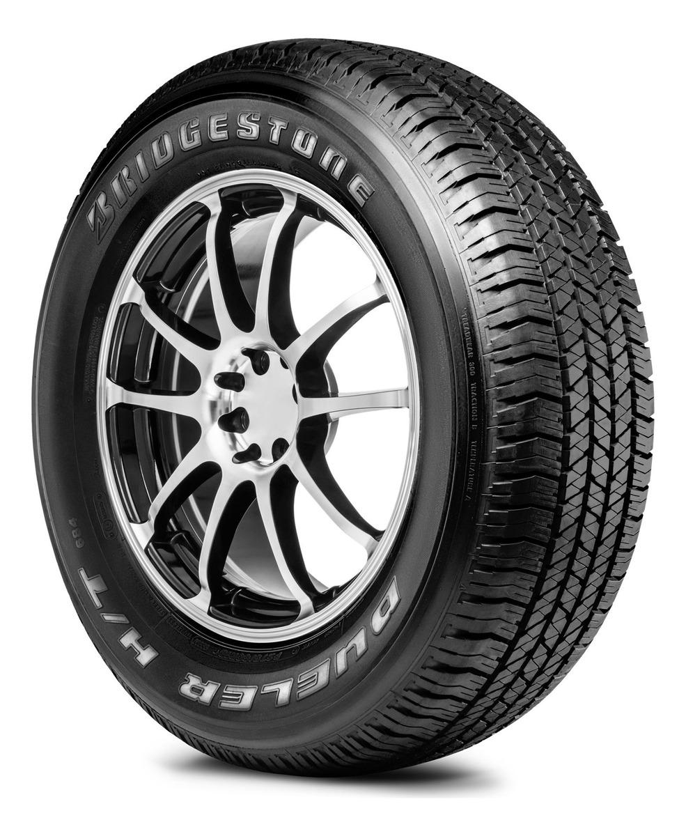 Neumático 215/65R16 98T DUELER H/T 684 II BRIDGESTONE