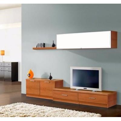 Modular lcd rack tv vajillero muebles del hogar for Muebles del hogar