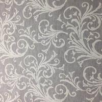Tecido para estofado linho arabesco flamê  Linen 34