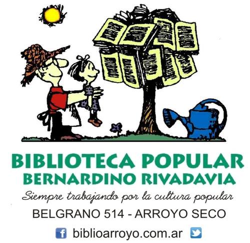 Biblioteca Pop. B. Rivadavia