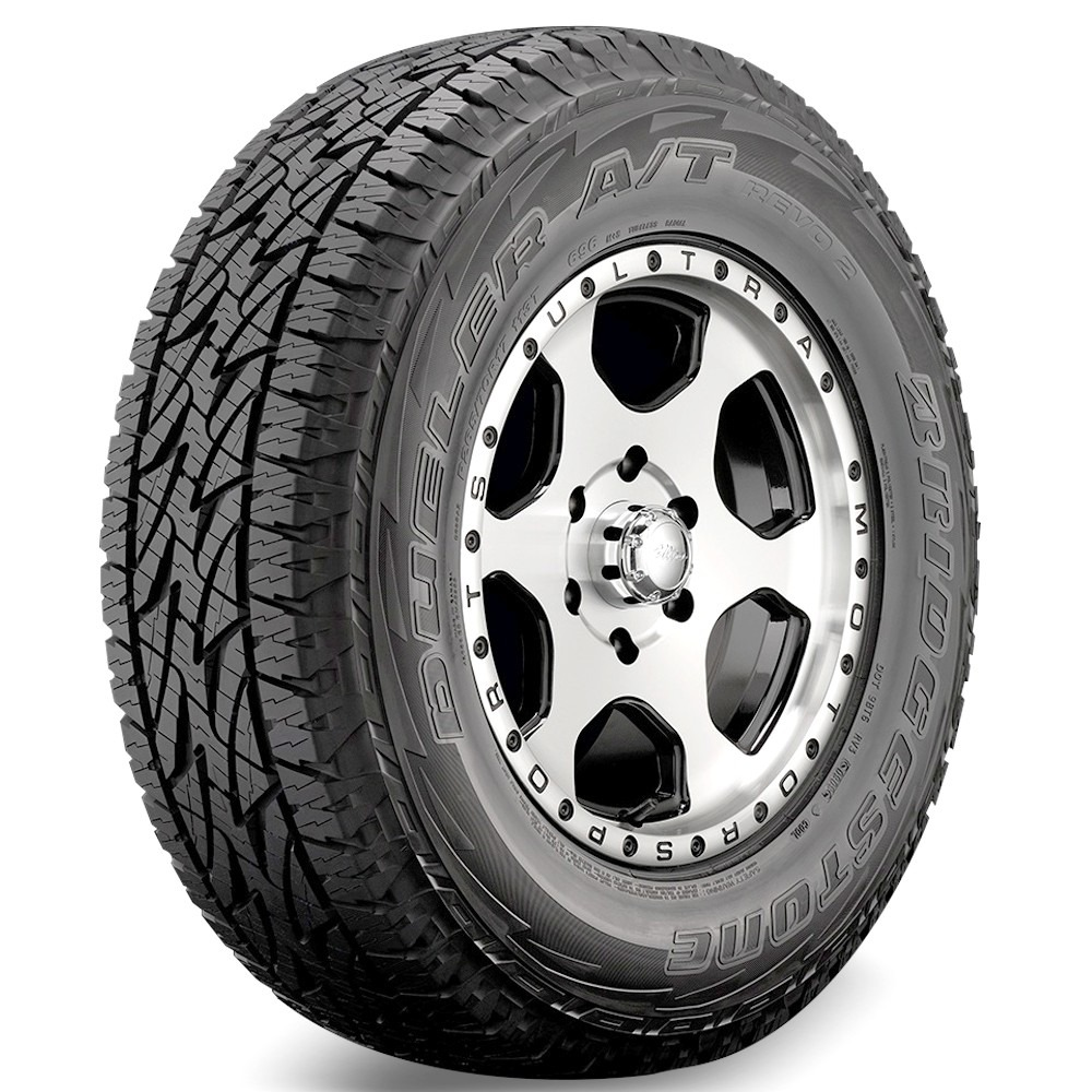 BRIDGESTONE DUELER AT REVO 2 696 245/65 R17