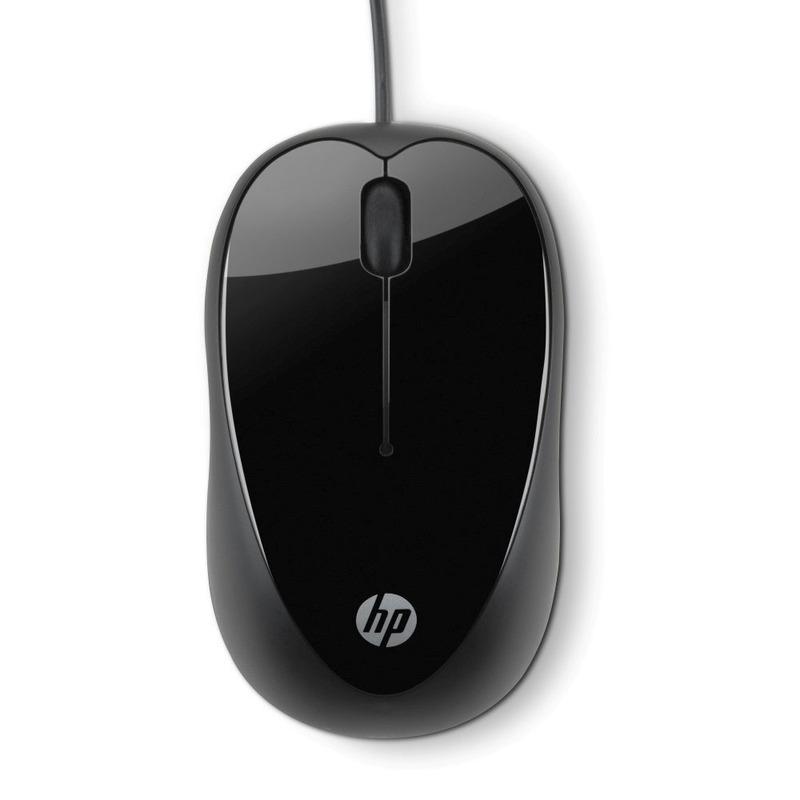 MOUSE USB HP X1000 PRETO
