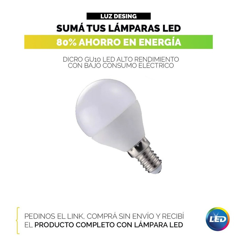 Lampara Velador Roble Moderno - Apto Led E-14 Ju1102-4