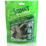 Balas de Algas (Cha Verde e Colageno) - 150g Sweet Jelly