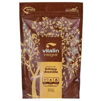 Farinha de Linhaca Dourada Integral - 150g - Vitalin
