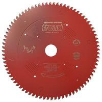 """Disco de Serra 250mm 10"""" 80 Dentes para MDF REVESTIDO LP67M-"""