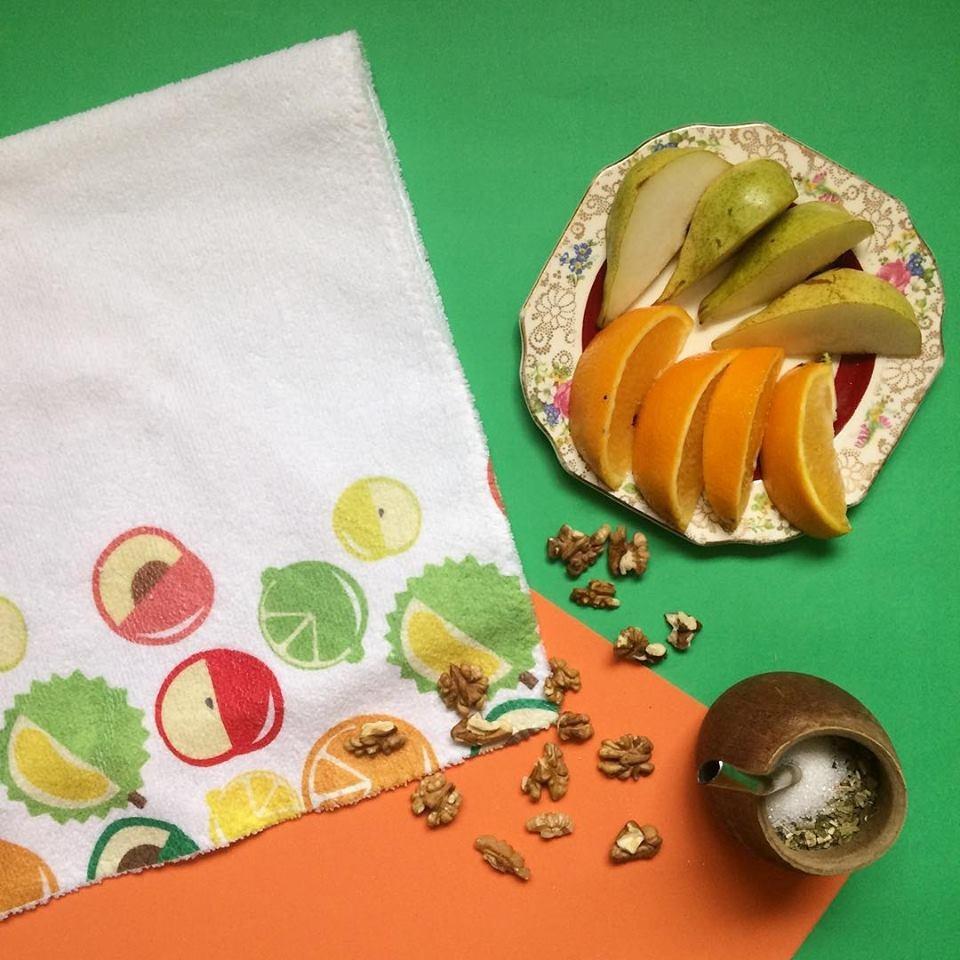 Repasador Fruits