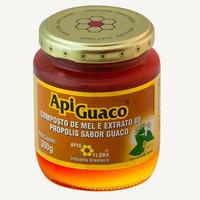 Apiguaco Composto de Mel, Propolis e Guaco - 300g Apis Flora