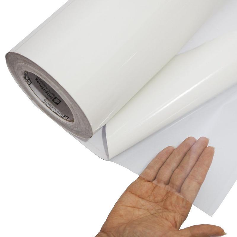 Vinil adesivo transparente protack larg. 0,50 m