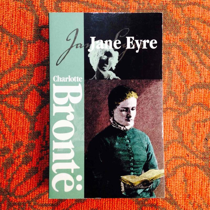 Charlotte Bronte.  JANE EYRE.