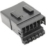 Terminal Eletrico Femea 6 T 73106-96 BK AMP Multilock Harley