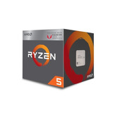 Procesador AMD Ryzen 5 2400g con Video Vega