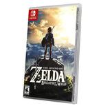 A Lenda de Zelda - Breath Of The Wild para Nintendo Switch