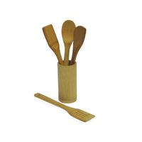 Juego de utensilios de bamboo home sweet home   1323317