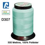 Linha Vision Verde Água 100% Poliéster, 300m