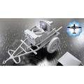 Sd.Kfz.2 Power Supply Car escala 1/32