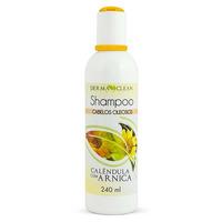 Shampoo Cabelos Oleosos de Calendula com Arnica - 240ml - Dermaclean