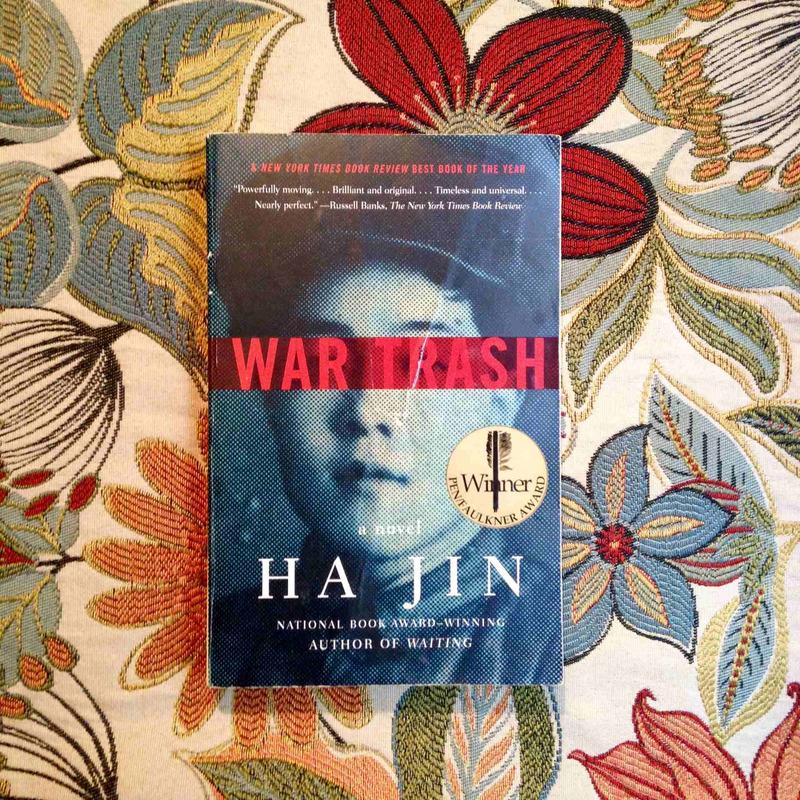 Ha Jin. WAR TRASH.