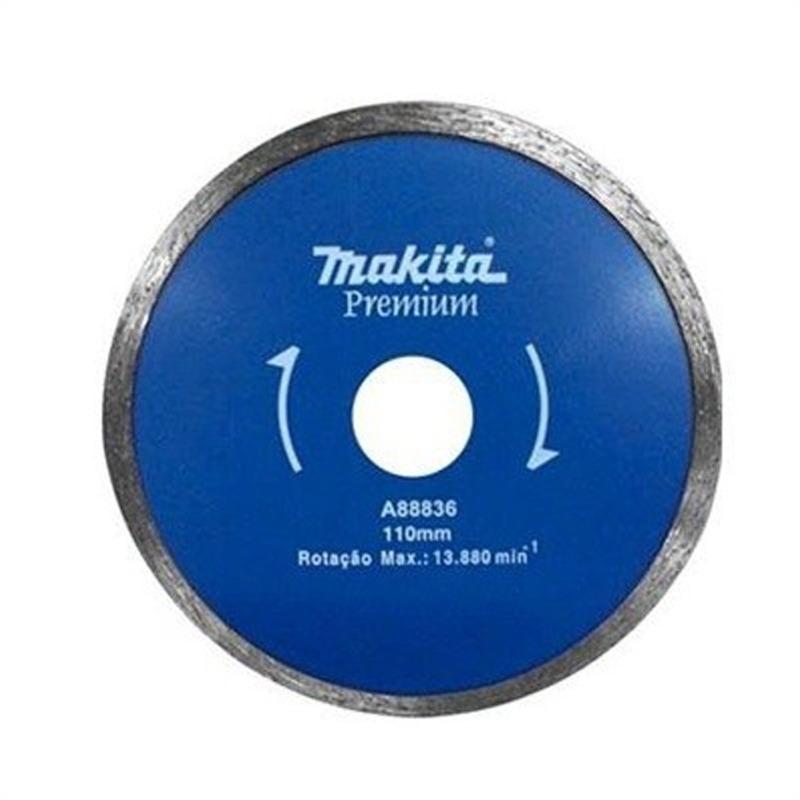 """Disco Diamantado 110 mm (4.1/2"""") - A-88836 - Makita"""