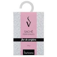 Sache Perfumado - Aroma Flor de Cerejeira - 30g - Via Aroma