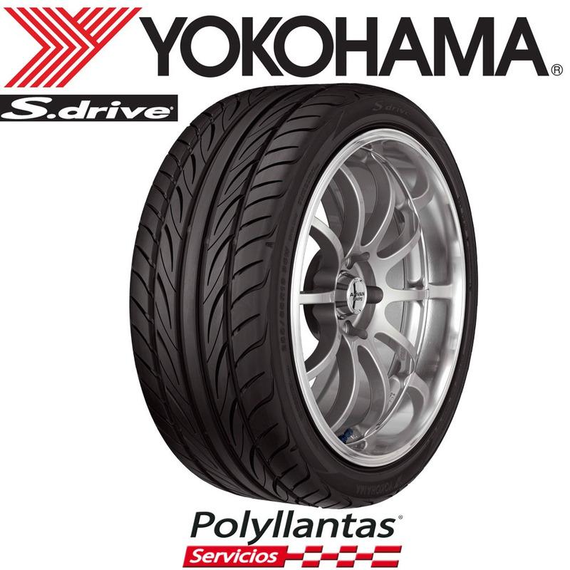 195-55 R15 85V S Drive As01 Yokohama