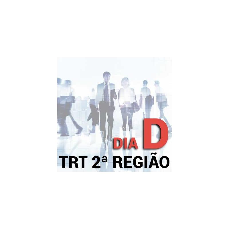 DIA D TRT 2 SP 2018 Presencial