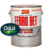 Convertidor De Oxido Rojo Ferrobet Petrilac 4 Lt OGUS